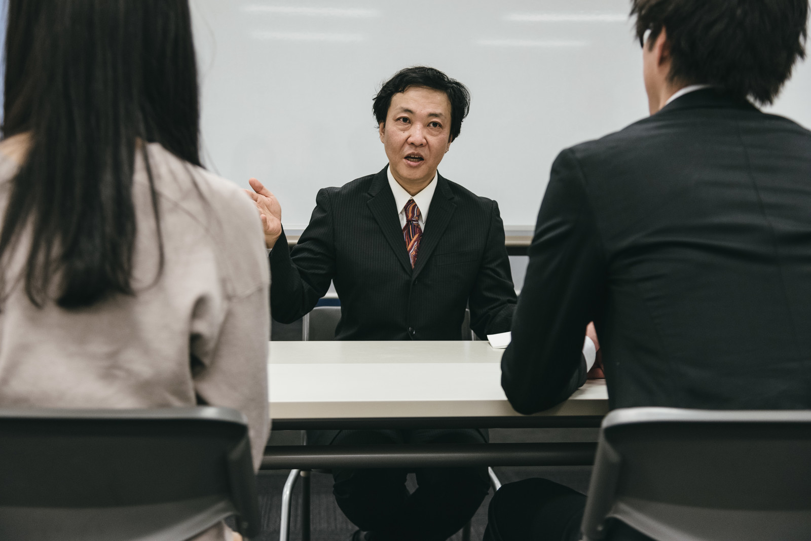 【面接の情報】大学院入試の面接何を聞かれる?【理系】
